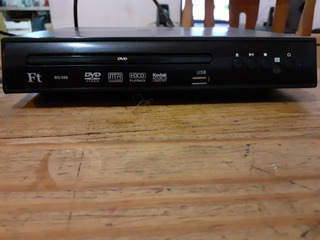 Dvd Player Ft