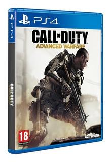 Call Of Duty: Advanced Warfare Ps4 - Juego Fisico - Prophone
