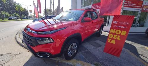 Fiat Toro Nafta 1.8 Oportunidad 2021 Unidades Reales 0km G