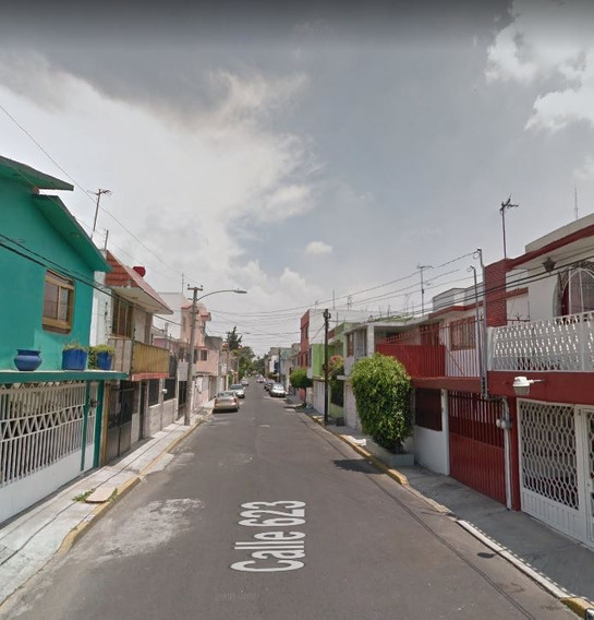 ¡gran Oportunidad! Casa A Remate En San Juan De Aragon, Gam