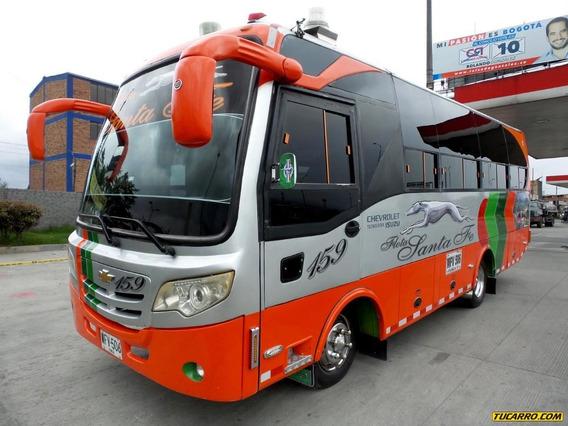 Autobuses Buses Chevrolet Npr Riwar Tecnologia Isuzu