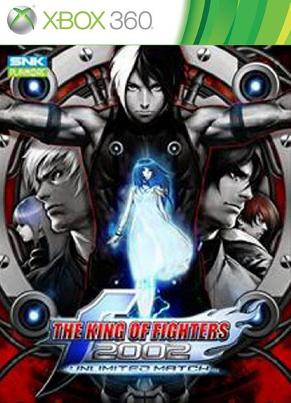 The King Of Fighters 2002 Xbox 360 Game Licença Digital