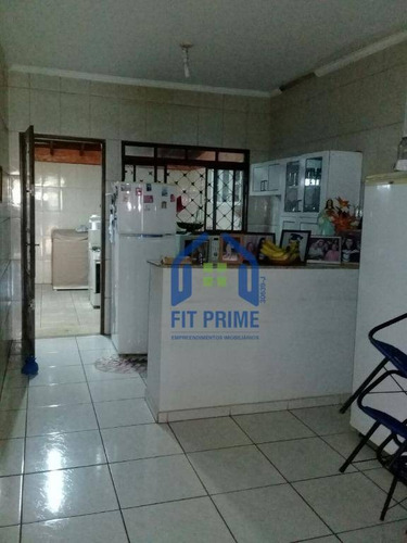 Casa Com 3 Dormitórios À Venda, 180 M² Por R$ 245.000 - Residencial Alto Das Andorinhas - São José Do Rio Preto/sp - Ca1778