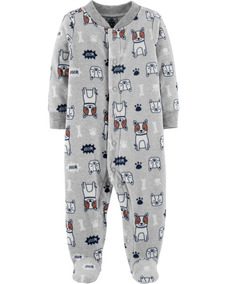Macacao Carters - Fleece - 3 Meses - 115g599