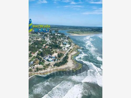 Imagen 1 de 7 de Terreno En Venta Barra De Cazones