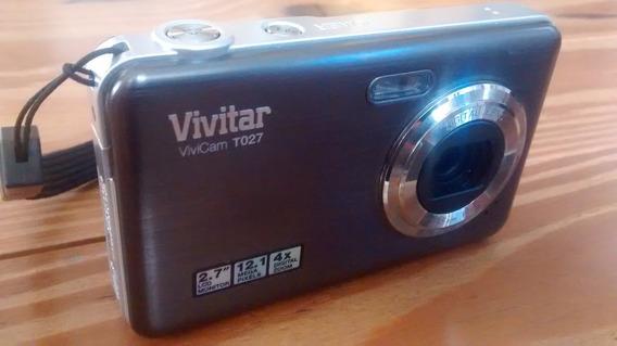 Camara Digital Vivitar T027 12.1mpx Igual A Nueva