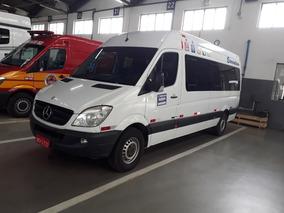 Mercedes-benz Sprinter Van 415 Luxo 16 Lug. Ext. Longa