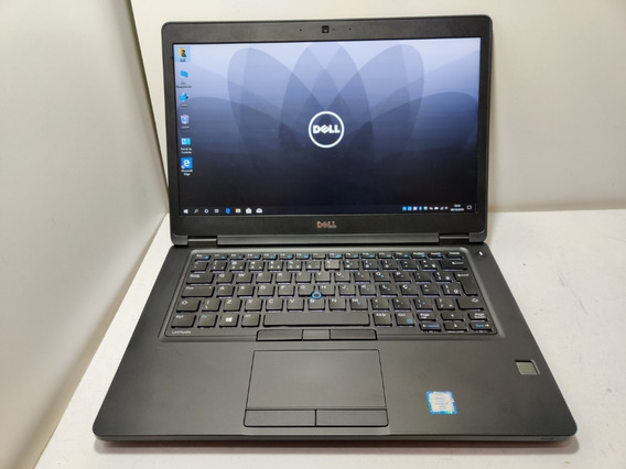 Notebook Dell Latitude 5480 I5 6ºger 8gb 500gb Hdd