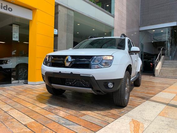 Renault Duster Zen Pública 2020 0km Con Trabajo