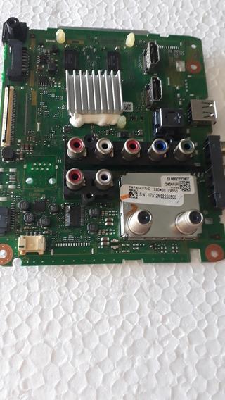 Pci Principal Tv Panasonic - 32 Pol. Tc- 32d400b - Pci