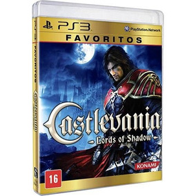 Castlevania Lords Of Shadow (mídia Física) - Ps3