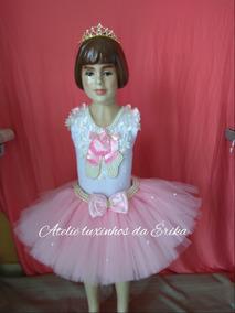 04b8e2bf46 Fantasia Bailarina Austriaca Luxo Meninas - Ar Livre