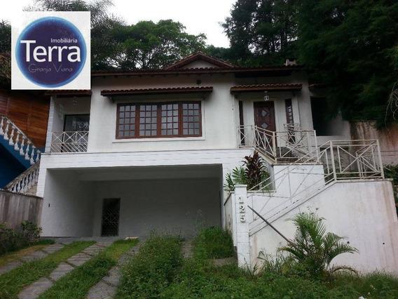 Casa Residencial À Venda, Vila Verde, Itapevi, Granja Viana. - Ca0831
