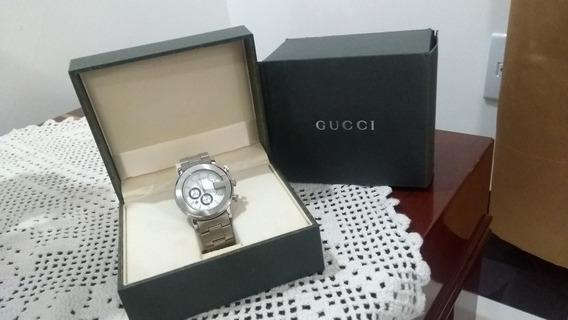 Relógio Gucci Chronoscope Original
