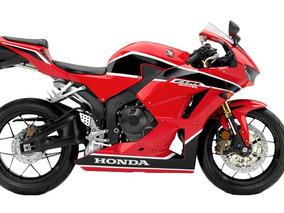 Honda Cbr600 Rr Rojo 2018 0km Avant Motos