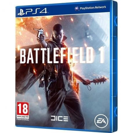 Battlefield 1 - Ps4 Mídia Física Lacrado Jogo Playstation 4