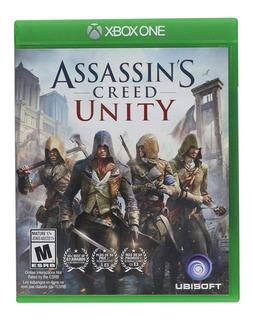 Assassin´s Creed Unity Xbox One Nuevo