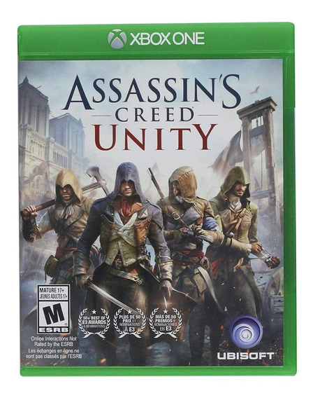 Assassin´s Creed Unity Xbox One Nuevo