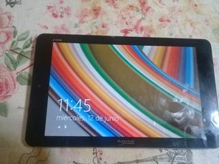 Tablet Con Teclado Via Bluetooth Pantalla De 10.1 Pulgadas