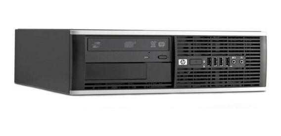 Cpu Hp I5 3470 4gb Ddr3 Hd 500gb Compaq 8300 Pro Sff