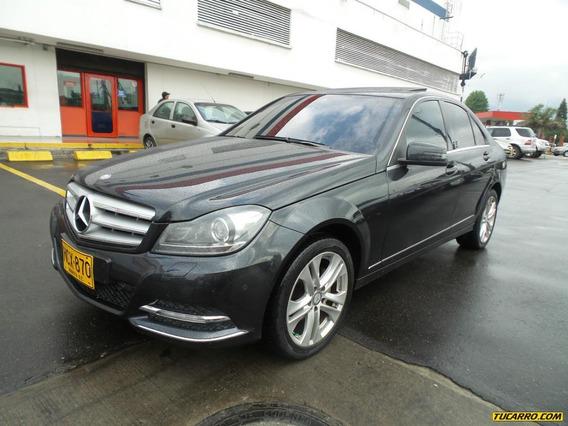 Mercedes Benz Clase C Avantgarde Cgi