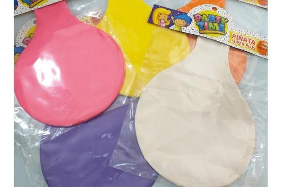 Globo Piñata 34 Pulgadas. Varios Colores. Super Calidad !