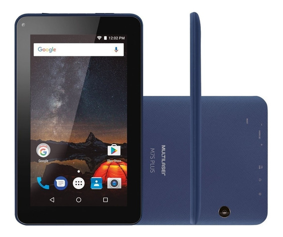 Tablet Multilaser M7-3g Android 7.0 Wifi+3g Mostruario Nf