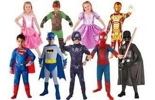 Disfraces Para Niños En Quito/ Kids Costumes