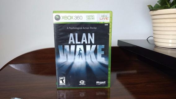 Xbox 360 Alan Wake