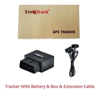 Mini Dispositivo De Rastreo Obd2 16 Gps Con Software Y App