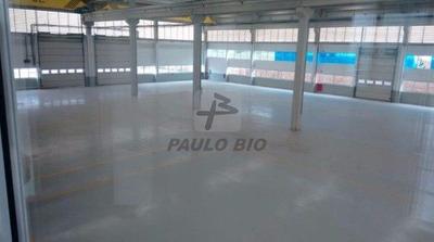 Galpao Industrial - Parque Industrial Ii (fazenda Grande) - Ref: 4467 - V-4467