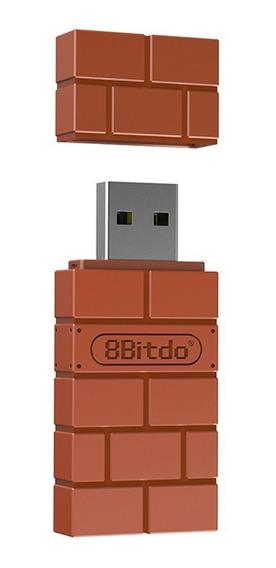 8bitdo Adaptador Bt Sem Fio Adaptador Para Nintendo Switch W