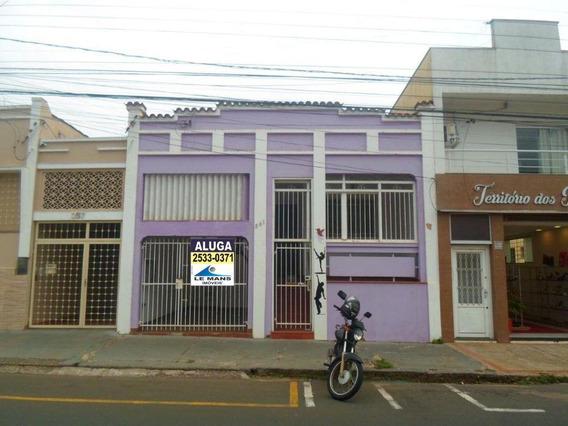 Casa Para Alugar - Alto - Piracicaba/sp - Ca2503
