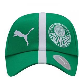 Boné Palmeiras Puma Oficial Verde - Original - Nota Fiscal