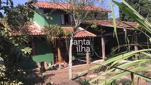Imagem 1 de 21 de Residência - Condomínio Villagio Campeche - Ca2872