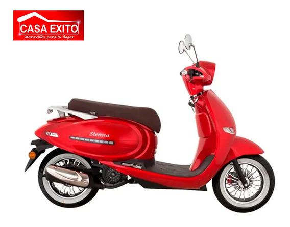 Moto Igm Sienna 150cc Año 2019 Color Ne/ Bl/ Ro