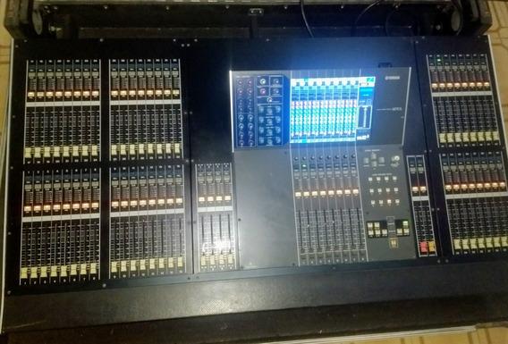 Mesa Digital Yamaha M7 Cl 48 + Case + Placa De Expanção My16