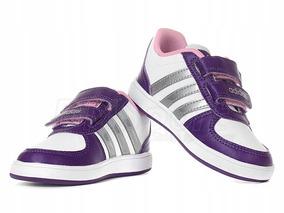 Tênis adidas Infantil Hoops Vs Cmf Aw5104 Original