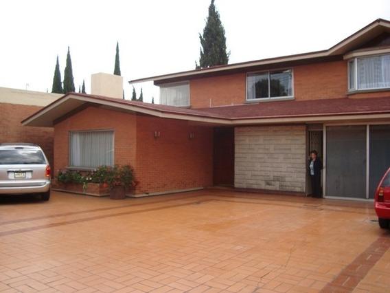 Casa Sola En Venta En Lomas De Vista Hermosa ( 161 )