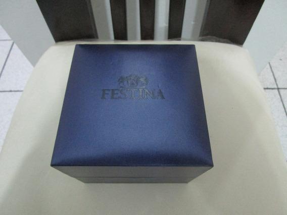 Caja De Reloj Festina Original