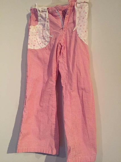 Old Bunch - Pantalón Divino T4 Y T6 Niñas
