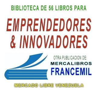 Biblioteca De Libros Pdf Para Emprendedores & Innovadores