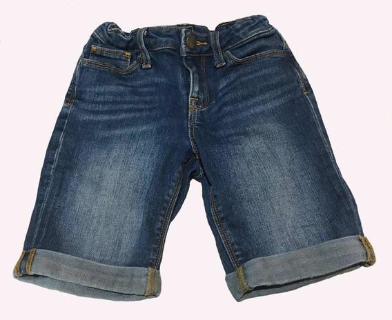 Bermuda De Jeans Gap T 7 Unisex Usada