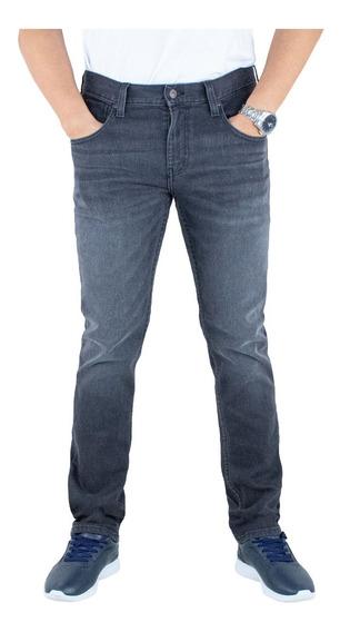 Jeans Breton De Mezclilla Slim Fit. Estilo Bjm050