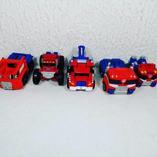 Transformers Optimus Prime Playskool.