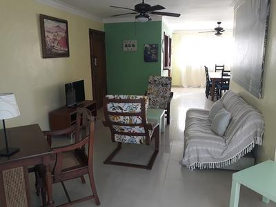 Apartamento Con Excelente Distribución En Gascue