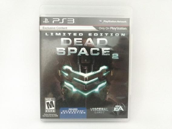 Jogo Ps3 Dead Space 2 Limited Edition Mídia Física