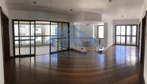 Apartamento Com 4 Dormitórios Para Alugar, 288 M² Por R$ 6.000/mês - Alphaville Industrial - Barueri/sp - Ap4421