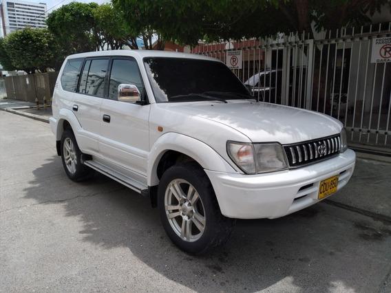 Toyota Prado Vx Vx Trd