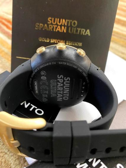 Suunto Spartan Ultra Gps Edição Especial - Gold Edition